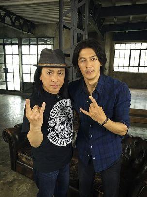稲葉浩志☓二井原実の2ショット写真がブログにて公開!!