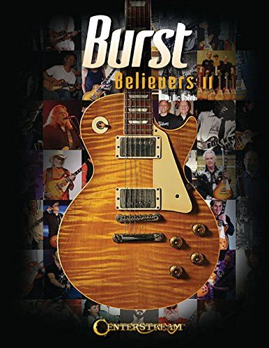 Tak Matsumotoまたしても日本初!ヴィンテージ・ギブソン・レスポール本「Burst Believers II」に掲載!!