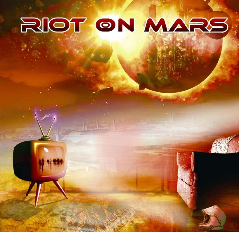 B'z稲葉さんがブルースハープで参加 ! バリー・スパークス from Riot on Mars がYou Tubeで試聴できます!