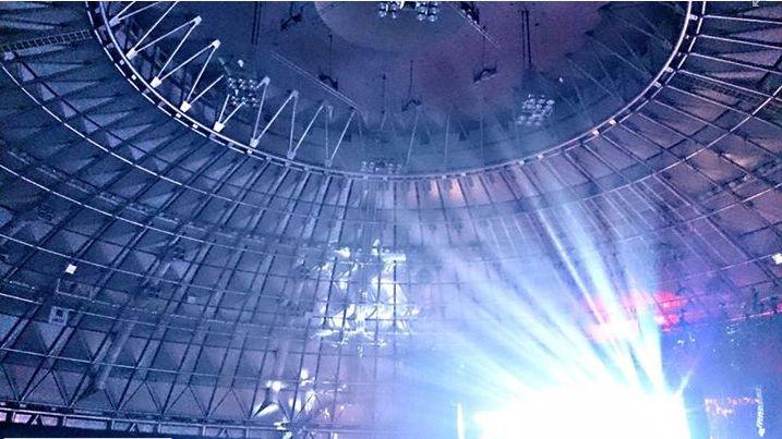 B'z 2015 -EPIC NIGHT-サンドーム福井1日目情報まとめ!!