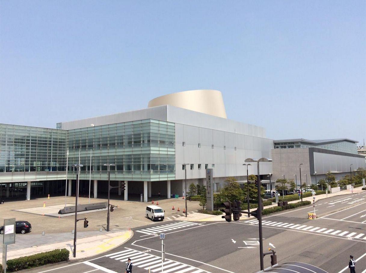 B'z LIVE-GYM 2015 -EPIC NIGHT- 朱鷺メッセ・新潟コンベンションセンター1日目まとめ!
