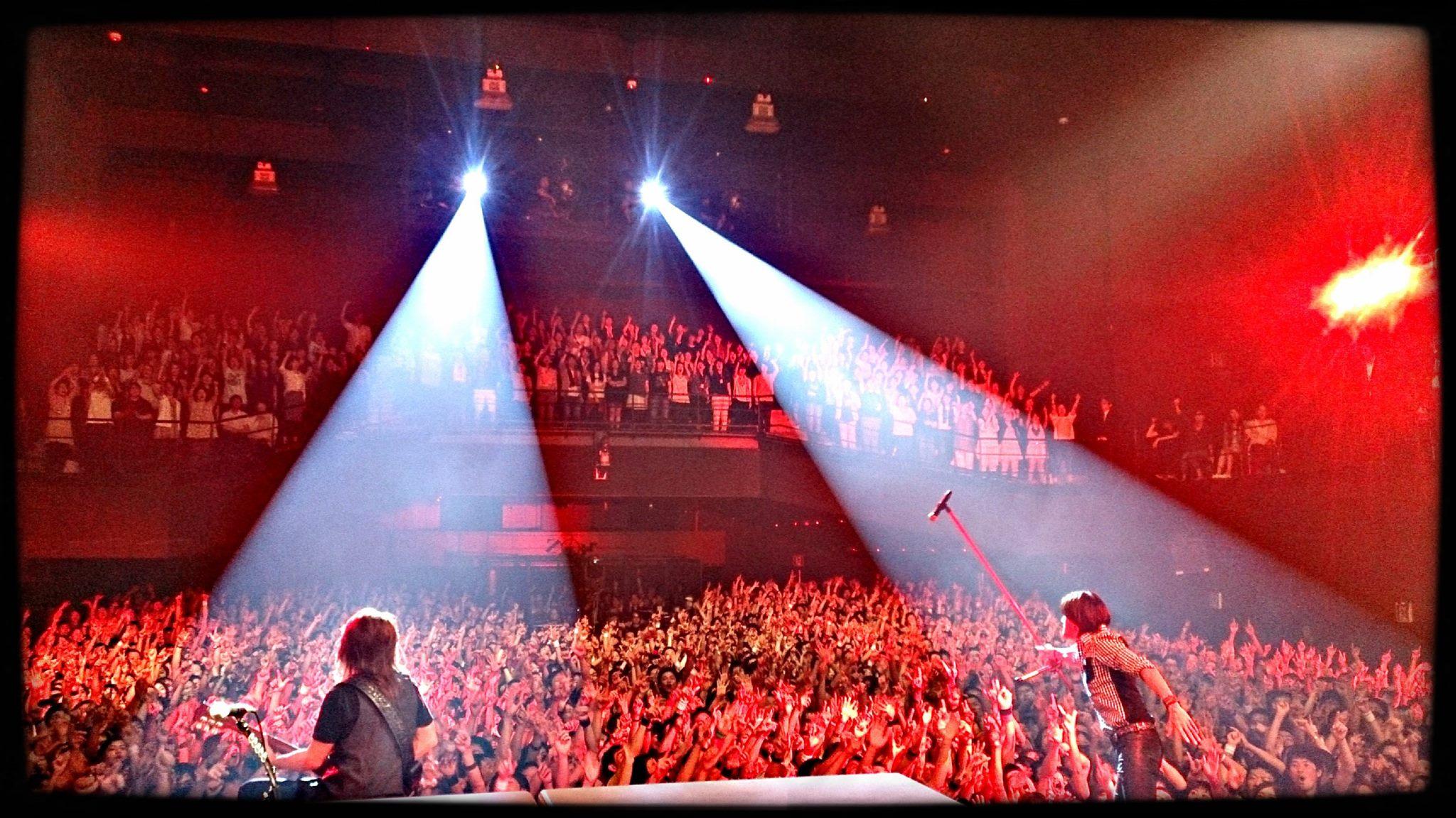 B'z LIVE-GYM 2015 -epic night-「Zepp Fukuoka」SNS情報まとめ!
