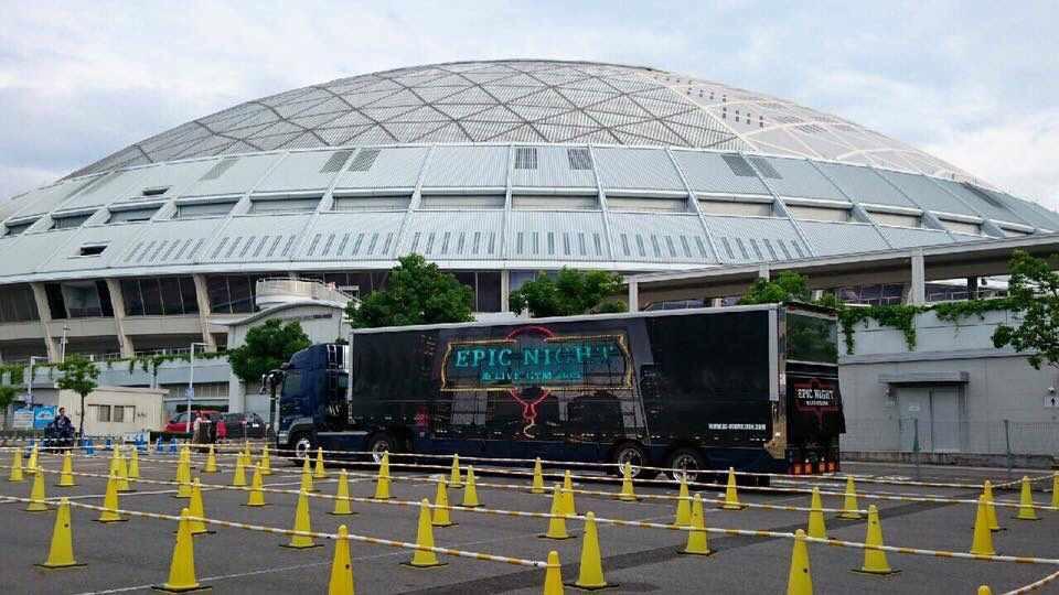 B'z LIVE-GYM 2015 -EPIC NIGHT- ナゴヤドーム現地写真提供してもらいました!